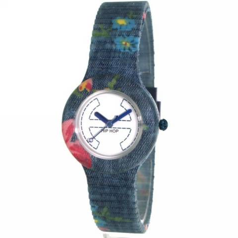 JEANS OROLOGIO ROSE FLOWER