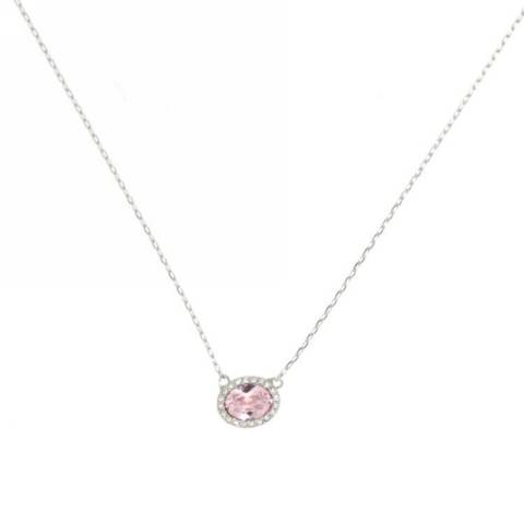 CHRISTIE COLLANA CRYSTAL PINK