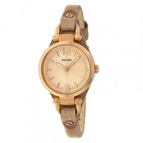 GEORGIA MINI OROLOGIO BEIGE