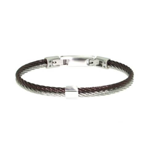 CABLE BRACCIALE IP BROWN