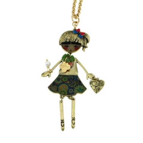 FLAPPERS  COLLANA GOLD
