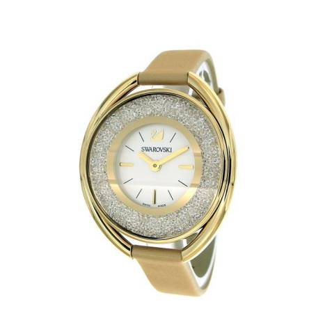 CRYSTALLINE OVAL OROLOGIO GOLD