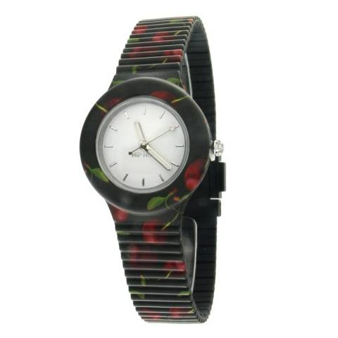 FRUIT OROLOGIO CHERRIES BLACK