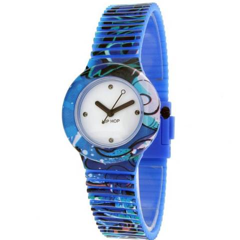 GRAFFITI OROLOGIO BLUE