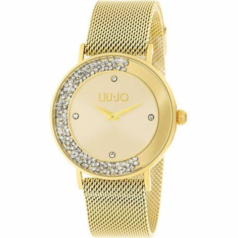 Dancing Slim Orologio Gold