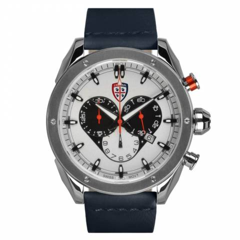 Cagliari Calcio Orologio LIMITED EDITION SWISS MADE