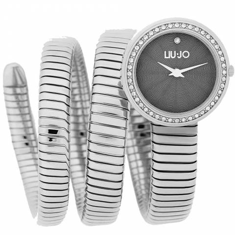 Fashion Twist Silver Orologio