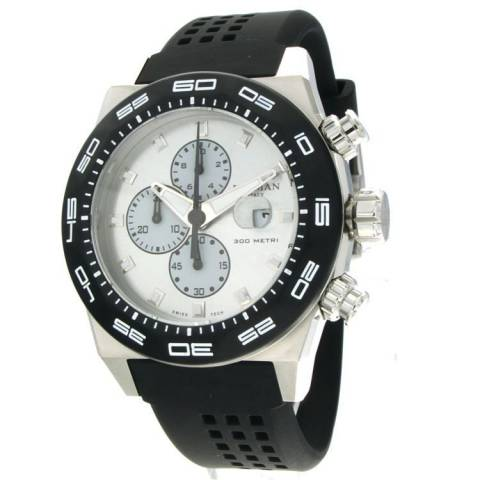 STEALTH 300 METRI OROLOGIO BLACK & WHITE