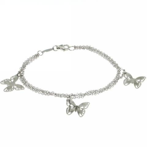 BUTTERFLY BRACCIALE CHARMS