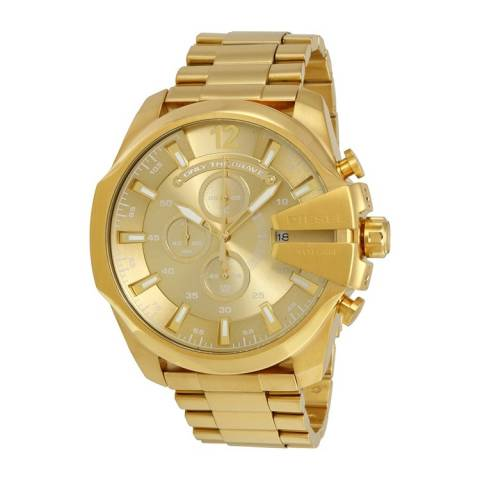 MEGA CHIEF OROLOGIO GOLD
