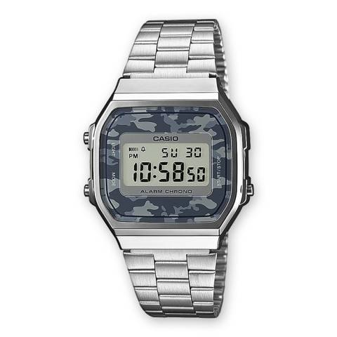 COLLECTION RETRO OROLOGIO CAMOUFLAGE GRIGIO