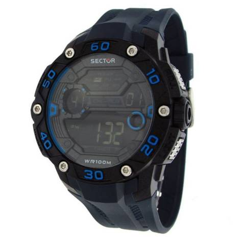 STREET FASHION OROLOGIO DIGITALE BLU