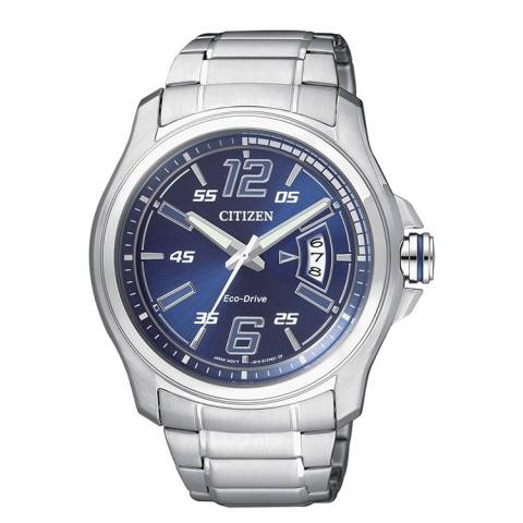 OF COLLECTION MY FIRST 2.0 OROLOGIO SILVER/BLU