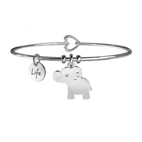 ANIMAL PLANET BRACCIALE ELEFANTE FORZA INTERIORE