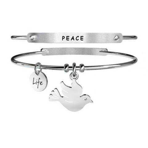 ANIMAL PLANET BRACCIALE COLOMBA PACE