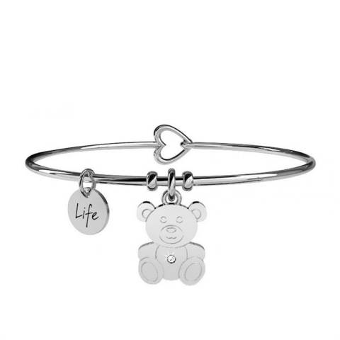 ANIMAL PLANET BRACCIALE ORSETTO DOLCEZZA