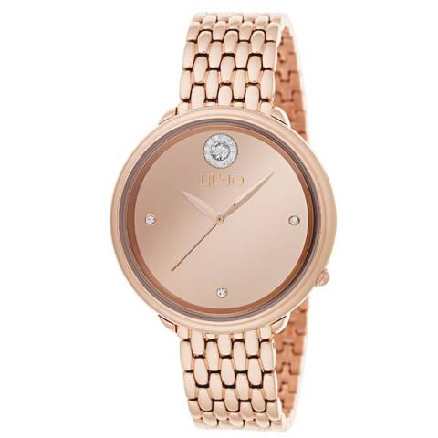 ONLY YOU OROLOGIO GOLD ROSE DONNA