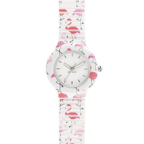 ANIMALS ADDICTED FLAMINGO OROLOGIO