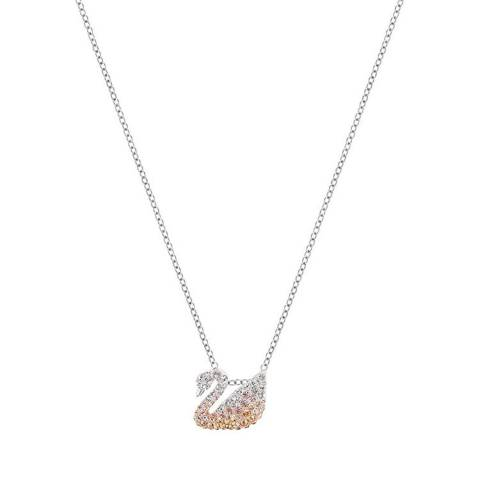 Collana Swarovski Iconic Swan multicolor