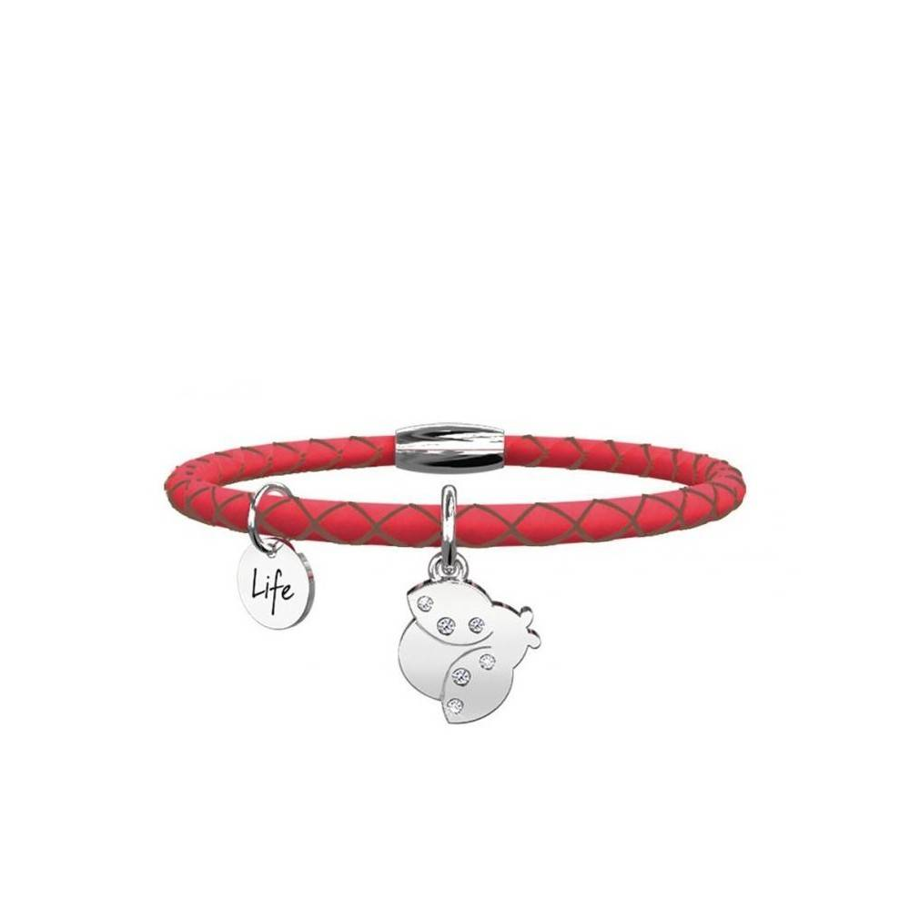 Life Animal Planet Coccinella Bracciale
